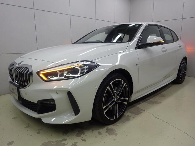 BMW 118d Mスポーツ エディションジョイ+ ストレージパッケージ・コンフォートパッケージ・アクティブクルーズコントロール・電動リアゲート・ナビパッケージ・Bluetoothオーディオ・バックカメラ・Appleカープレイ・ETC