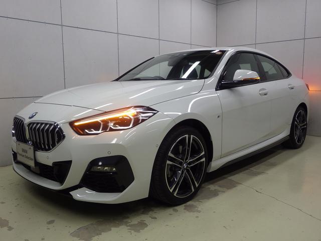 BMW 218dグランクーペ Mスポーツエディションジョイ+ ナビパッケージ・アクティブクルーズコントロール・Bluetoothオーディオ・バックカメラ・ハンズフリー・Appleカープレイ・18インチアロイホイール・ETC・正規認定中古車