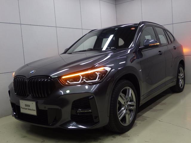 BMW X1 xDrive 18d Mスポーツエディションジョイ+ アクティブプラスパッケージ・ブラッククロームマフラー・ブラックキドニーグリル・電動テールデート・電動フロントシート・ACC・LEDヘッドライト・18インチAW・HDDナビ・バックカメラ