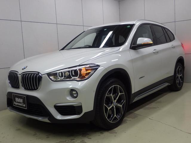 BMW xDrive 18d xライン ハイラインパッケージ ハイラインPKG(ブラックレザー・ウッドパネル・電動シート)・コンフォートPKG(電動リアゲート・後席前後スライド)バックカメラ・被害軽減ブレーキ・LEDヘッドライト・HDDナビ・正規認定中古車
