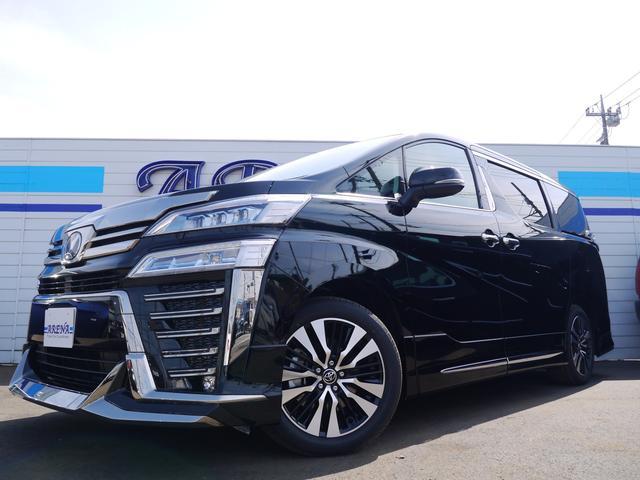 トヨタ 3.5ZG JBLプレミアムサウンドツインテレビ 黒革 SR