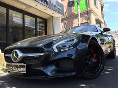 メルセデスAMG GTベースグレード メーカー保証1年付き ワンオーナー D車