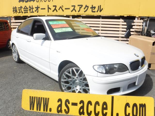 BMW 3シリーズ 318i Mスポーツパッケージ キーレス (なし)