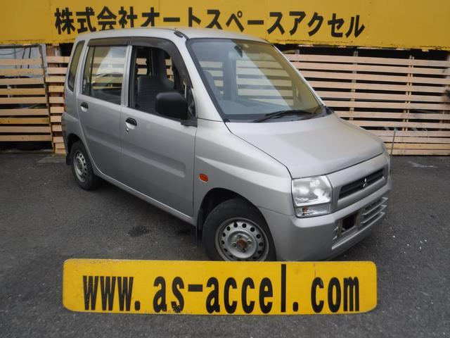 三菱 トッポBJ U 5ドア オートマ エアコン パワステ (なし)