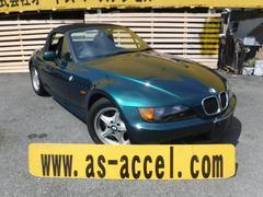 BMW Z3ロードスターベースグレード 革シート ETC キーレス