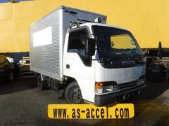 エルフトラックパネルバン 4WD 1500kg積 バックカメラ