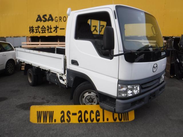 マツダ DX 5MT 三方開 最大積載量1500キロ ワンオーナー