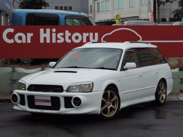 スバル GT-B E-tune トミーカイラフロントエアロ 車高調