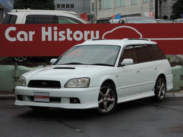 スバル GT-B Sエディション 純正フルエアロ