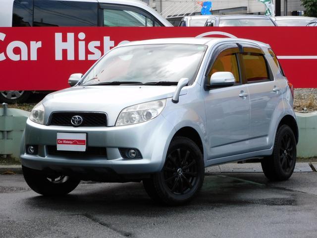 トヨタ ラッシュ G 4WD HDDナビ HID 社外アルミ