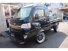 ハイゼットトラックジャンボ 55thアニバーサリーゴールドエディション 4WD