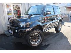 ジムニーシエラランドベンチャー 4WD リフトアップカスタム車 ナビ TV