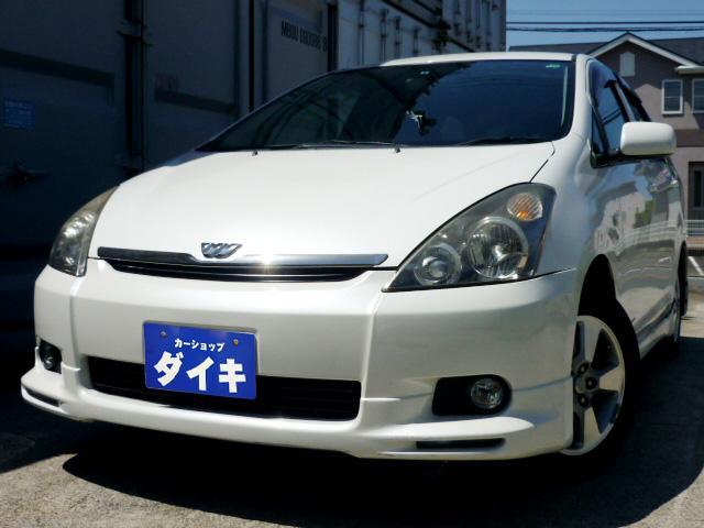 トヨタ X Sパッケージ ナビETC キーレス HIDライト
