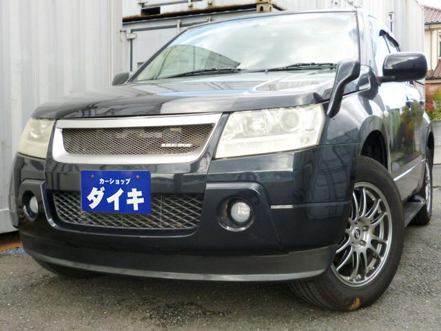 スズキ 2.0XG 4WD 5MT ナビETC HID スマートキー