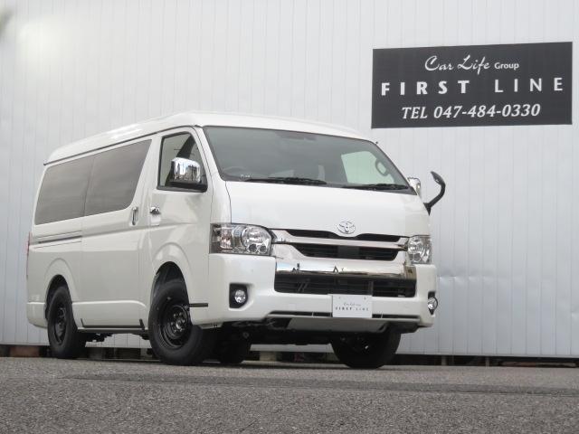 トヨタ スーパーGL ダークプライムII コンフォートスペック付き 4WD ガソリン 寒冷地仕様 パノラミックビュー パワスラ デジタルインナーミラー