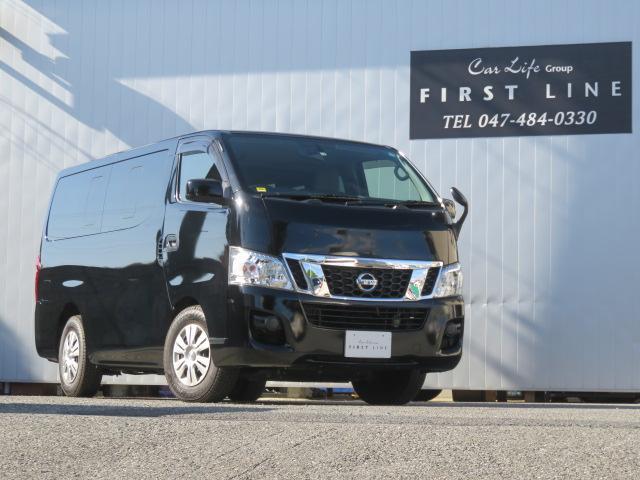 日産 DX 2.5G 2WD オートステップ付き 10人乗り ナビ バックカメラ サイドバイザー