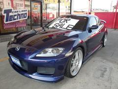 RX−8マツダスピードバージョン 車高調 19AW 6速