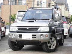 パジェロミニアニバーサリーリミテッド−V 5速マニュアル ターボ 4WD