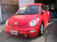 VW ニュービートル特別仕様車(サルサ)