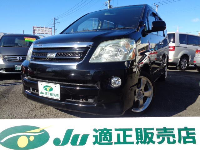 トヨタ ノア X スペシャルエディション 両側パワスラ 純正ナビ ETC
