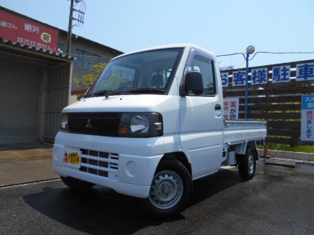 三菱 Vタイプ 4WD・エアコン・パワステ