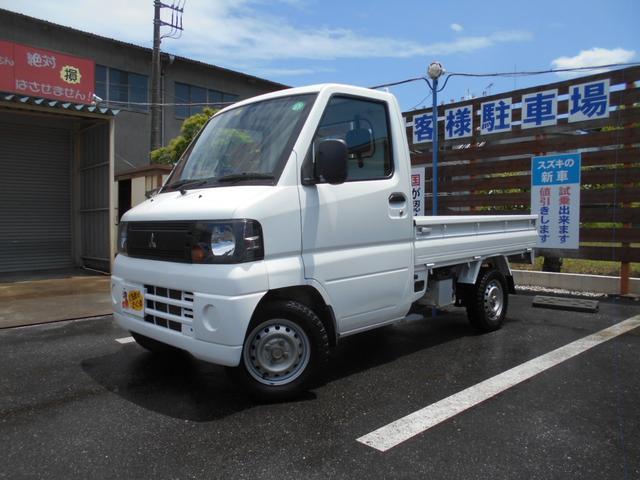 三菱 ミニキャブトラック みのり 4WD・エアコン・パワステ