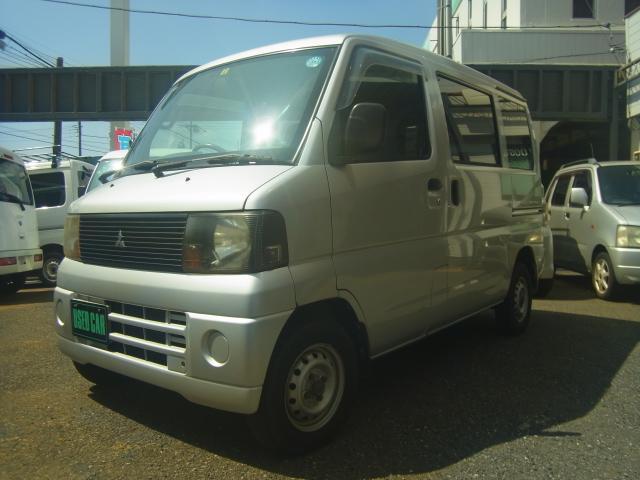 三菱 ミニキャブバン CL キーレス パワーウインド
