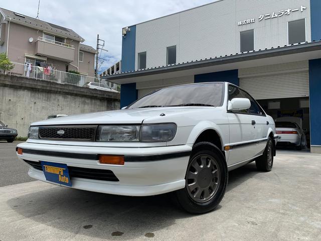日産 2000SSSアテーサX フルノーマル車