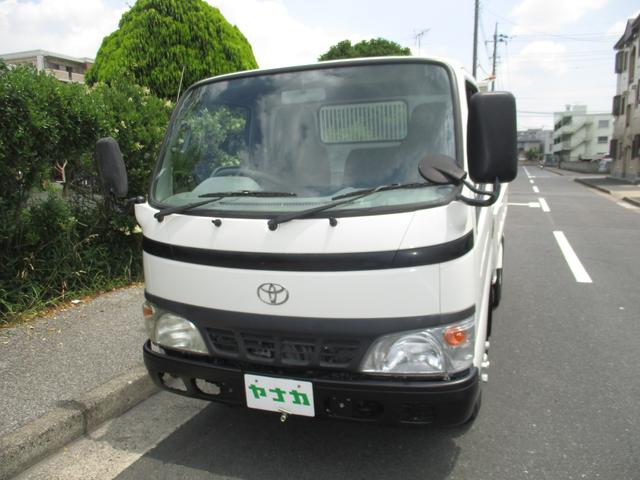 トヨタ 4.9デイーゼル 強化2トン ダンプ
