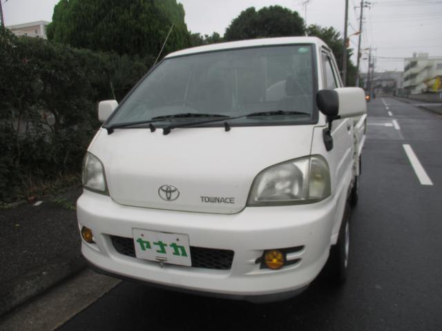 トヨタ シングルジャストローDX4WD 5マニュアル