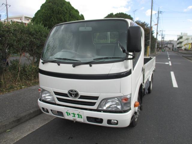 トヨタ ロングフルジャストローDX 10尺 1.5トン LPG