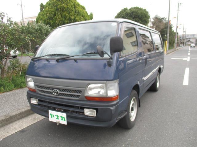 トヨタ ロングDX Bパッケージ