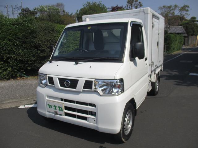 日産 DX冷凍冷蔵車-5℃オートマ