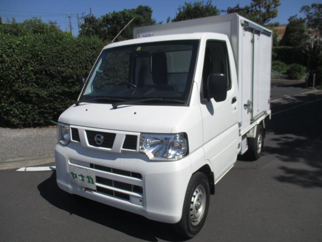 日産 DX 冷凍冷蔵車-5℃ オートマ 2コンプレサー