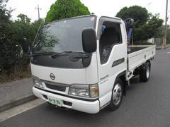 アトラストラック4.8デイーゼル 2トン タダノ 4段クレーン