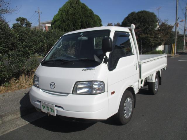 ボンゴトラック(マツダ) シングルワイドローDX 中古車画像