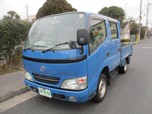 トヨタ Wキャブロングジャストロー積載量1250K