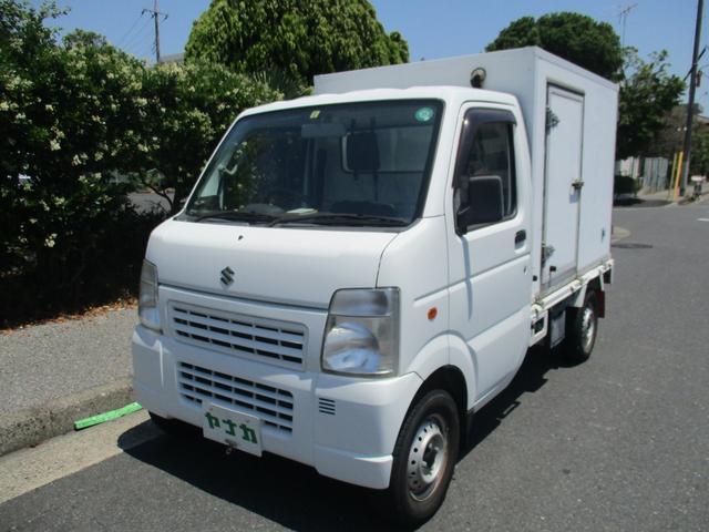 スズキ KC冷凍冷蔵車-20℃ オートマ 2コン