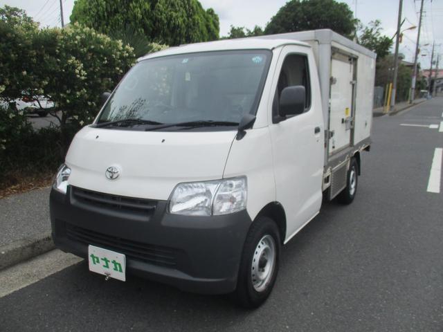 トヨタ DX冷凍冷蔵車-5℃ 5マニュアル