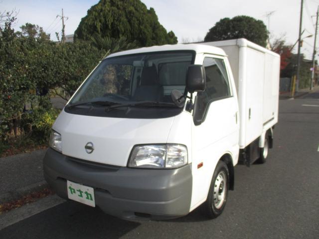 日産 バネットトラック 冷凍冷蔵庫-5℃ 5マニュアル 積載量850K