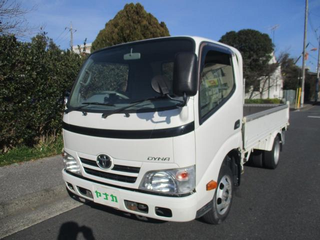 Photo of TOYOTA DYNA TRUCK LONG FULL JUSTLOW / used TOYOTA
