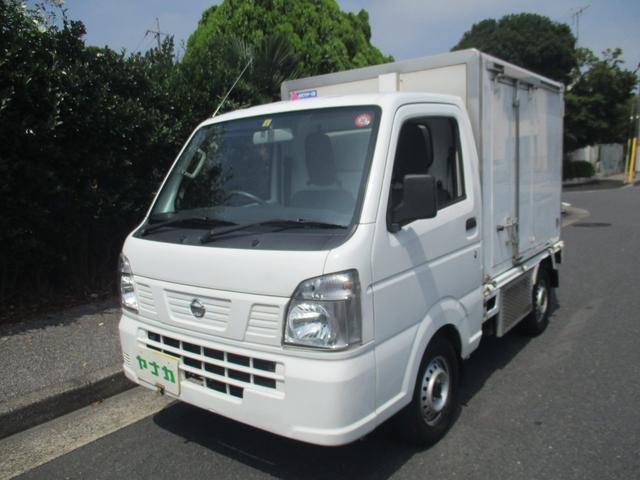日産 冷凍冷蔵車-5℃ オートマ