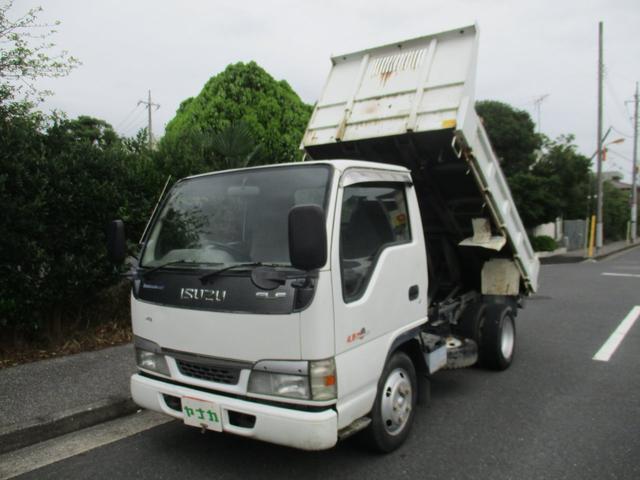 いすゞ ダンプ 4.8デイーゼル 2トン ダンプ