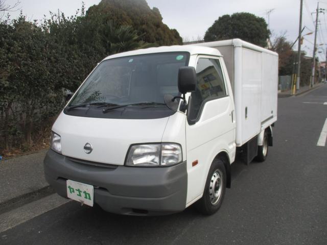 日産 バネットトラック スーパーローDX 冷凍冷蔵車-7℃ オートマ 積載量850K デンソー