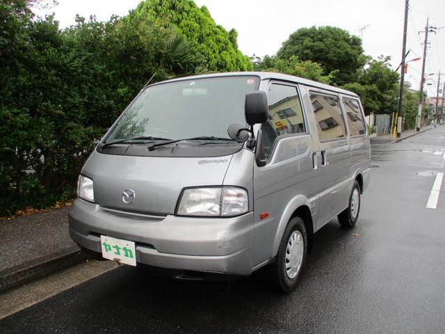 マツダ ボンゴバン DX 4WD 5マニュアル