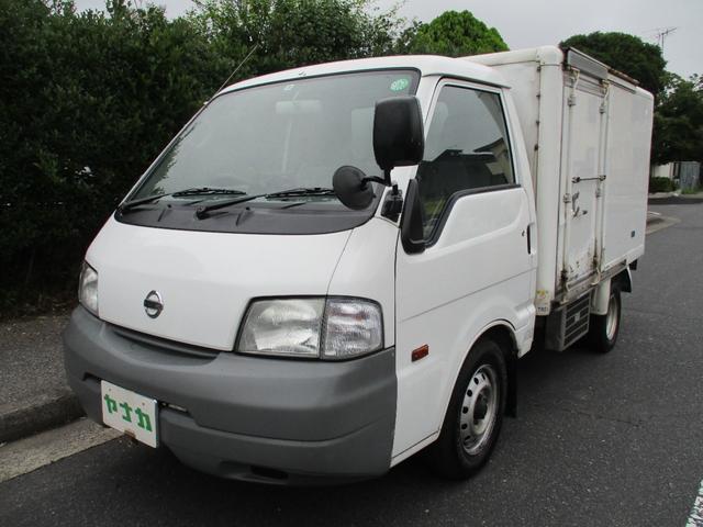 日産 バネットトラック  冷蔵冷凍車 -5℃ (サーモキング)