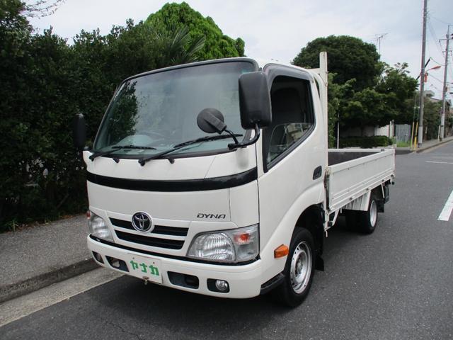 トヨタ ダイナトラック ロングフルジャストロー 10尺 1.5トン オートマ ダブルタイヤ