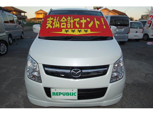 マツダ XSスペシャル CD スマートキー AW