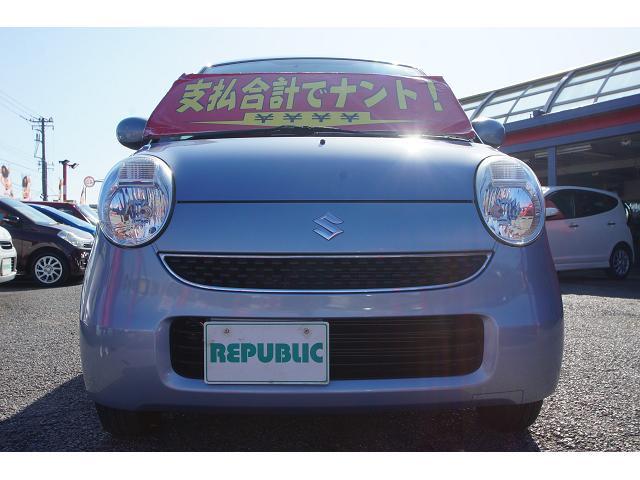 スズキ MRワゴン X ナビ スマートキー CD (車検整備付)