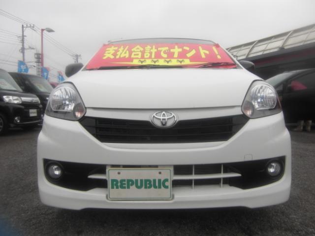 ピクシスエポック(トヨタ) D 中古車画像